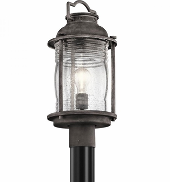 industrial royal x outdoor post w light pier a products bronze h