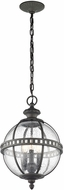 Kichler 49603LD Halleron Contemporary Londonderry Exterior Drop Lighting