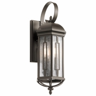 Kichler 49710OZ Galemore Olde Bronze Outdoor Medium Wall Mounted Lamp