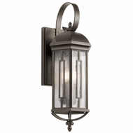 Kichler 49711OZ Galemore Olde Bronze Exterior Large Wall Light Sconce