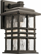 Kichler 49829OZ Beacon Square Olde Bronze Outdoor 6.5  Wall Sconce