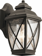 Kichler 49840OZ Tangier Traditional Olde Bronze Exterior 5.75  Sconce Lighting