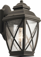 Kichler 49841OZ Tangier Traditional Olde Bronze Outdoor 7.5  Light Sconce