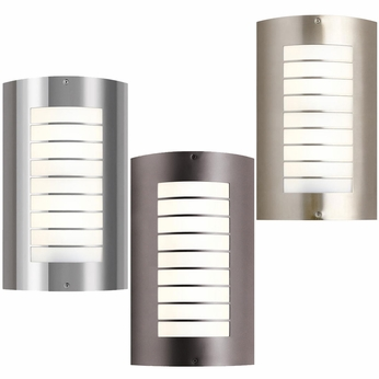 Kichler 6048 Newport Modern 15.25u0026nbsp; Tall Outdoor Sconce Lighting