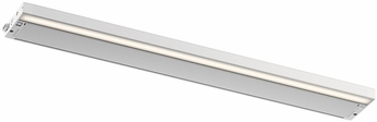 Kichler 6UCSK30WHT 6U Series Contemporary Textured White LED 30  Undercabinet Lighting