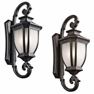 Kichler 9099 Salisbury Traditional 42  Tall Outdoor Lighting Sconce