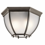 Kichler 9886OZS Olde Bronze Outdoor Overhead Lighting
