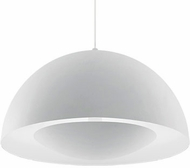 Kuzco 401143WH-LED Modern White LED 26  Pendant Lighting