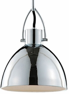Kuzco 41581L Modern Chrome Pendant Light Fixture