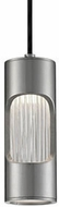 Kuzco 420011BN-LED Brushed Nickel LED Mini Pendant Lamp