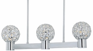 Kuzco 440003CH-LED Chrome LED Kitchen Island Lighting