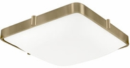 Kuzco 501103-VB Templeton Modern Vintage Brass LED 9.5  Ceiling Light
