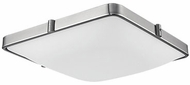 Kuzco 501123-LED Templeton Contemporary Brushed Nickel LED 16  Home Ceiling Lighting