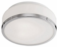 Kuzco 503902CH Modern Chrome 12.5  Ceiling Light