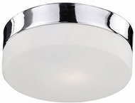 Kuzco 52022CH Contemporary Chrome 11  Ceiling Lighting