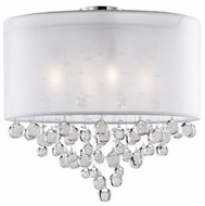 Kuzco 52154W Chrome Home Ceiling Lighting