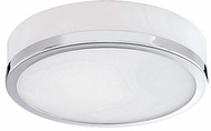 Kuzco 56011CH Modern Chrome Halogen 8  Overhead Lighting
