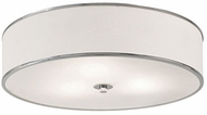 Kuzco 58273 Chrome Ceiling Light Fixture