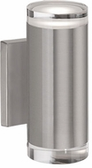 Kuzco 601432BN-LED Contemporary Brushed Nickel LED Lighting Wall Sconce