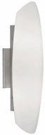 Kuzco 61122 Contemporary Brushed Nickel Sconce Lighting