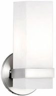 Kuzco 698111CH Modern Chrome Wall Light Fixture