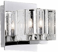 Kuzco 701041 Chrome Halogen Wall Lighting Sconce