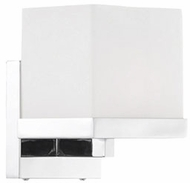 Kuzco 701101 Modern Chrome Halogen Wall Sconce Lighting