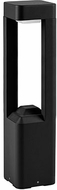Kuzco EB0520-BK Modern Black LED Outdoor 20  Lamp Post Light Fixture