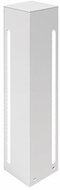 Kuzco EB2824-WH Modern White LED Outdoor 24  Post Lamp