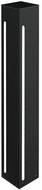 Kuzco EB2836-BK Contemporary Black LED Outdoor 36  Lamp Post Light