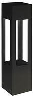 Kuzco EB2924-BK Modern Black LED Outdoor 24  Post Light Fixture