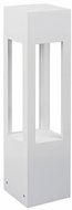 Kuzco EB2924-WH Modern White LED Outdoor 24  Lamp Post Light Fixture