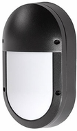Kuzco EW1311-BK Contemporary Black LED Outdoor 7.25  Wall Light Fixture