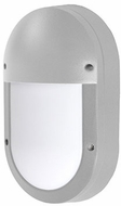 Kuzco EW1311-GY Modern Gray LED Outdoor 7.25  Lighting Wall Sconce