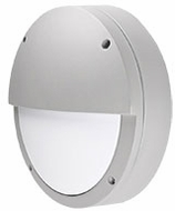 Kuzco EW1606-GY Modern Gray LED Outdoor 5.875  Lamp Sconce