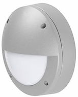 Kuzco EW1609-GY Modern Gray LED Outdoor 8.75  Wall Light Fixture