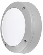 Kuzco EW1706-GY Modern Gray LED Outdoor 5.875  Wall Lighting Fixture