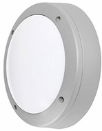 Kuzco EW1709-GY Modern Gray LED Outdoor 8.75  Wall Sconce Light