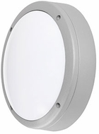 Kuzco EW1711-GY Modern Gray LED Outdoor 10.875  Wall Lamp