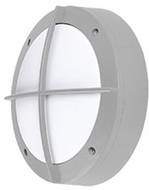 Kuzco EW1806-GY Modern Gray LED Outdoor 5.875  Lighting Sconce