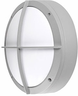 Kuzco EW1811-GY Modern Gray LED Outdoor 10.875  Lighting Wall Sconce