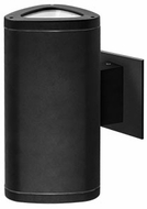 Kuzco EW2010-BK Modern Black LED Outdoor 4.75  Wall Light Sconce