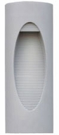 Kuzco EW2216-GY Cascades Modern Grey LED Outdoor 6  Wall Sconce