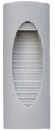 Kuzco EW2224-GY Cascades Modern Grey LED Outdoor 9  Wall Lighting