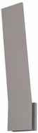 Kuzco EW7924-GY Nevis Modern Grey LED Outdoor 4.5  Wall Sconce Light