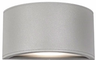 Kuzco EW9010-GY Olympus Modern Grey LED Outdoor 10  Sconce Lighting