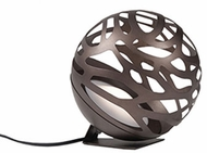 Kuzco FL2514-BZ Neptune Contemporary Bronze LED Accent Floor Light