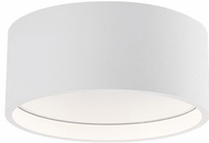 Kuzco FM10206-WH Modern White LED 5.5  Flush Mount Light Fixture