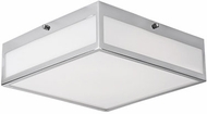 Kuzco FM11212-CH Modern Chrome LED 11.8  Ceiling Lighting
