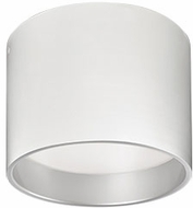 Kuzco FM11410-WH Contemporary White LED 9.8  Flush Lighting